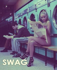what? all my clothes are being washed :)