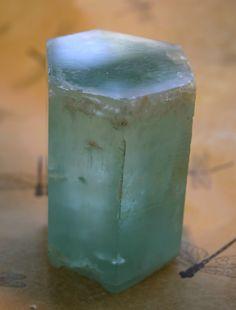 Aquamarine Crystal from Minas Gerias Brazil
