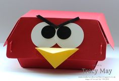 Stampin' Up! Europe Retiring list is here! And a sneak peek from the new catalogue Hamburger Box Bigz XL Die 3d Paper Crafts, Diy Crafts, Hamburger Box, Fry Box, Craft Punches, Angry Birds, Box Art, Keepsake Boxes, Stampin Up Cards