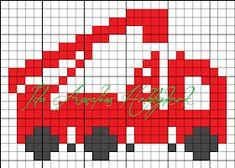 Ida Amalies Hobbykrok: januar 2014 Knitting Patterns Boys, Tapestry Crochet Patterns, Crochet Flower Patterns, Knitting Charts, Knitting For Kids, Knitted Jackets Women, Plastic Canvas Ornaments, Cross Stitch For Kids, Knitted Blankets