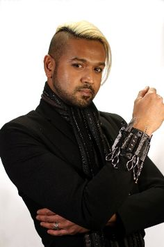 Mark De Alwis world class Stylist/Colorist