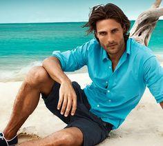 Camisas De Playa Para Caballero