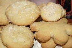 Песочное печенье из миндальной муки