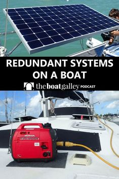 Learn to choose the RIGHT spares to have on your boat, along with how to design truly redundant back-up systems. Sailboat Living, Living On A Boat, Liveaboard Sailboat, Dinghy Sailboat, Liveaboard Boats, Sailing Dinghy, Sailing Boat, Boating Tips, Sailboat Interior