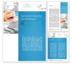 Dental Care Word Template http://www.poweredtemplate.com/word-templates/medical/11057/0/index.html