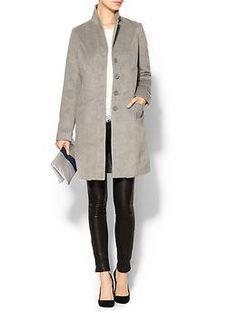 Tinley Road Long Line Coat | Piperlime