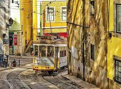 Ruas mais charmosas de Lisboa