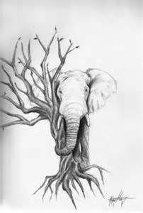 elegant Elephant Tattoo - Bing Images