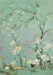 Wallpaper With Birds de gournay wallpaper - google search | bedroom | pinterest | asian
