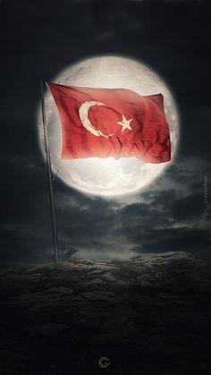 Turkish Flag Wallpaper by kadlera - 14 - Free on ZEDGE™ Wallpaper S8, Natur Wallpaper, Galaxy Wallpaper, Mobile Wallpaper, Iphone Wallpaper Istanbul, Sunset Wallpaper, Wallpaper Ideas, Turkey Flag, Turkish Army