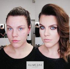 #immakeup #łódź #makeup #salon #klimczakhairdesigners #aimklimczak #women #usmiech #poland #pasja