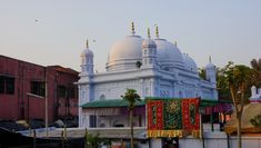 The Famous Jora Masjid of Midnapore where the Urs Pak is held every year.