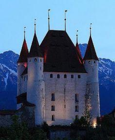 Thun Castle, Switzerland