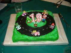birthday cake 19 year old