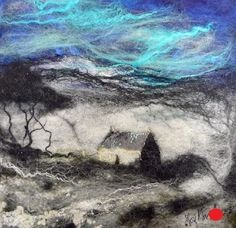 Winter Bothy - SOLD