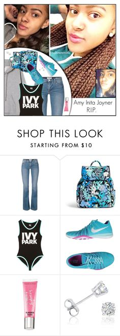 """""""R.I.P.  Amy Anita Joyner"""" by melindairenes ❤ liked on Polyvore featuring Ailin, Vera Bradley, Ivy Park, NIKE, Beauty Rush, Amanda Rose Collection, Kate Spade, bathroom and thanksomuch"""