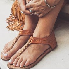 Back in stock! The Mahiya Leather Chico Sandals, a perfect addition to your bohemian summer footwear.