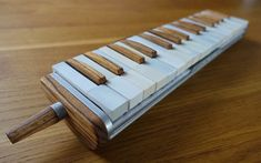Design of the Week: World's First 3D Printed Melodica #3dprinting