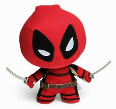The softer side of Deadpool.