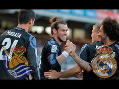 Real Sociedad - Real Madrid  2016 HD