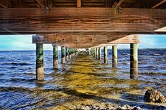 MSSM615017 Under the Pier  Please visit www.chasonphotos.com