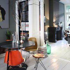 Home Interior Inspiration .Home Interior Inspiration Interior Exterior, Home Interior, Living Room Interior, Interior Architecture, Sweet Home, Home Decoracion, Dark Interiors, Deco Design, Home Fashion