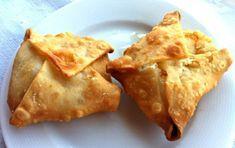 Γκιουζλεμέδες (τηγανητά τυροπιτάκια απ' τη Λέσβο) - iCookGreek