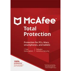 Get complete protection for your device with McAfee Total Protection. It helps you protect against different viruses and malicious software. #mcafeeantivirus #mcafeesecurity2019 #McAfeeTotalProtection #Mcafeeinternetsecurity Norton Security, Norton Internet Security, Online Security, Computer Cleaner, Antivirus Protection, Ios, Mac Download, Best Computer, Computers