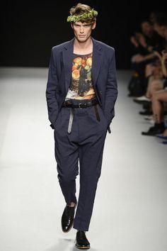 Vivienne Westwood Spring/Summer 2013 Menswear Collection