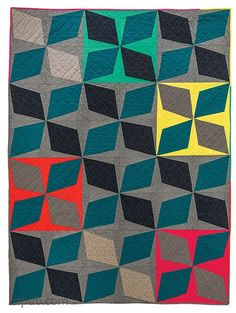 Today's modern quilters are in turn influencing the next generation.