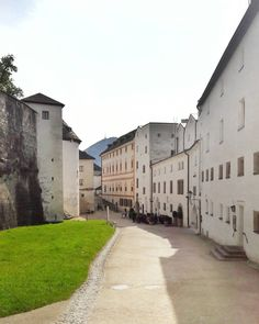 A little village above the city of Salzburg thats what describes the fortress best. Stroll through it and have a nice coffee or beer with a good view over Salzburg.