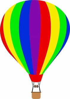Hot Air Balloon Free And Pritnable Template 2 String Art