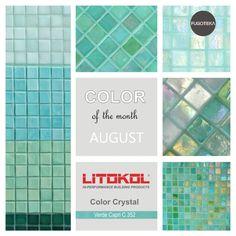Color August - Litokol Starlike Color Crystal