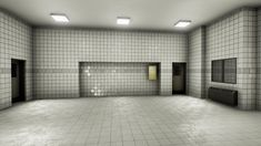 Facility interior modular by Pytorator Low poly, modular interior. All models comes in fbx format.Blender file and whole Unreal Engine 4 project included. Textures comes Dance Rooms, 3d Models, Glass Material, 3d Design, Tile Floor, Typography, Bathtub, Architecture, Projects
