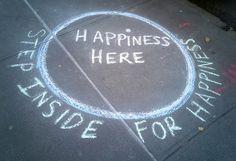 Sidewalk Art Inspiration!  Love it <3