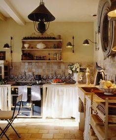 Casinha colorida: Refugio: casa de campo provençal