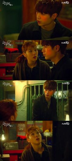 [Spoiler] 'Cheese in the Trap' Seo Kang-joon's face turns red after Kim Go-eun-I's skinship @ HanCinema :: The Korean Movie and Drama Database