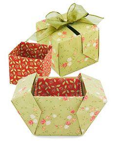 FabricOrigami - Gift Box