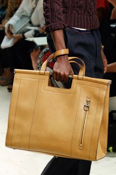 Salvatore Ferragamo Spring 2018 Menswear Fashion Show Details #women'swatchesjewelry