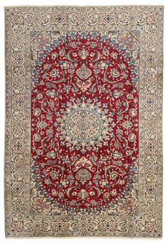 Nain carpet 198x293