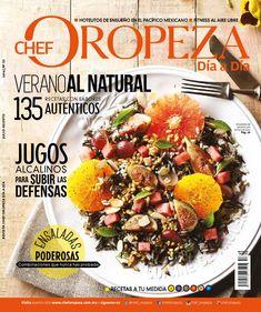 Revista chef oropeza dia a dia jul ago dad 53