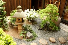 Japanese Garden & Courtyard Garden in SUKIYA-japan