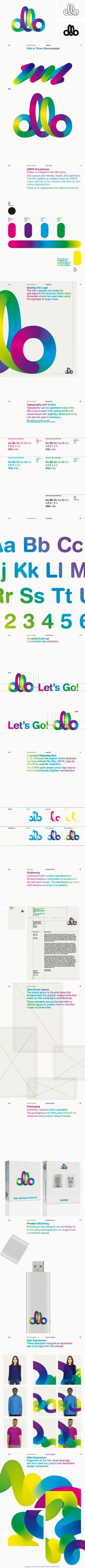 Bibliotheque | Brand creation including strategy, naming and visual identity for a new telecoms brand providing high-speed internet access to emerging markets. The Ollo concept is simple – one line of communication connecting communities where online demand sits alongside limited infrastructure.