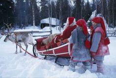 Photo Finlande : voyage noel finlande laponie