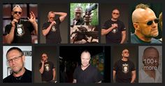 Michael Rooker Click visit the facebook page for more info Michael Rooker, Walking Dead Cast, It Cast, Facebook, Fictional Characters, Fantasy Characters