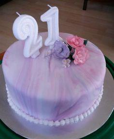 21st Birthday cake 21st Birthday, Birthday Cake, Cake Creations, Desserts, Food, Tailgate Desserts, Deserts, Birthday Cakes, Essen