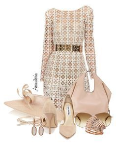 Sin título #1806 by asunvitoria on Polyvore featuring polyvore, fashion, style, Steve Madden, Tom Ford, Topshop, Kate Spade, Monica Vinader, Philip Treacy, Jimmy Choo and clothing