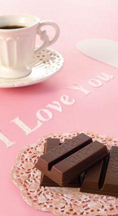 画像G: キットカットでバレンタイン♪  Kit Kat (ネスレ日本 キットカット)