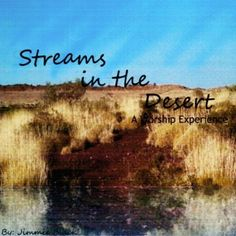 Streams in the Desert   A Worship Experience  By Jimmie Black    One Disc Audio