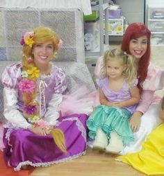 A Fairytale Come True | Lake Worth, FL | Princess Party